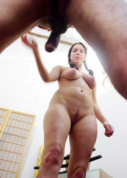 Femdom castration clips pic