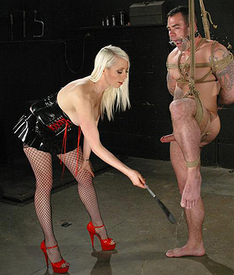 Whipping Femdom Torture