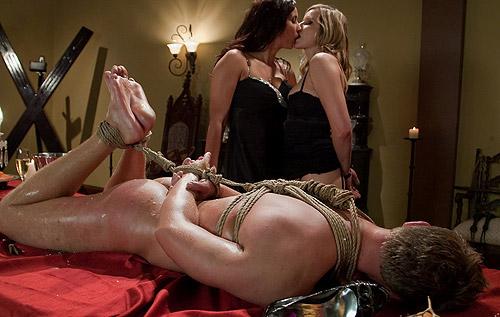 Lesbian Femdom Mistresses