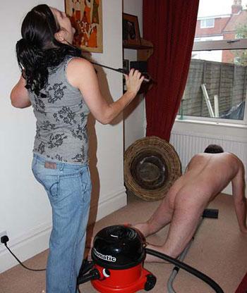 Femdom Home Torture