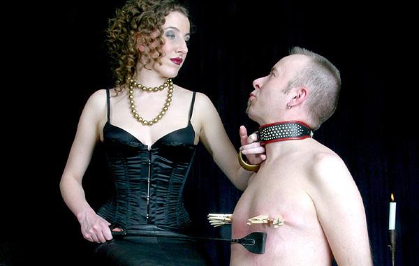 Femdom Nipples Torture