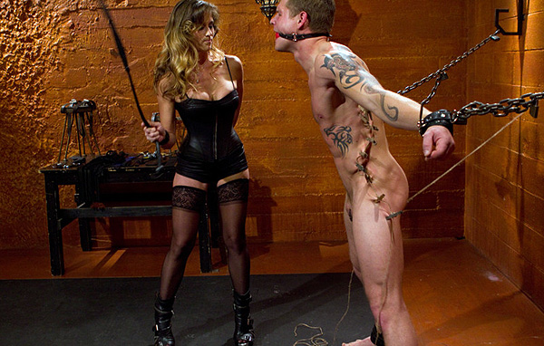 If you click on tortured sex slave femdom photo above, you will see new ...